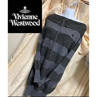 ヴィヴィアンウエストウッド(Vivienne Westwood)の【秋物SALE】Vivienne Westwood ヴィヴィアン  ミニワンピ(ミニワンピース)