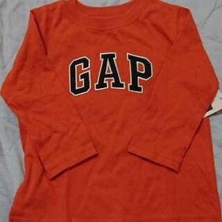 ベビーギャップ(babyGAP)の長袖 80センチ(シャツ/カットソー)