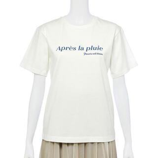 リリーブラウン(Lily Brown)のシンプルロゴTシャツ(Tシャツ/カットソー(半袖/袖なし))