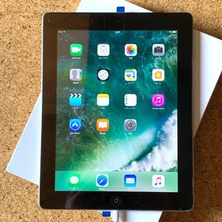 Apple - Apple iPad4 Wi-Fi 16GB retina 動作OK