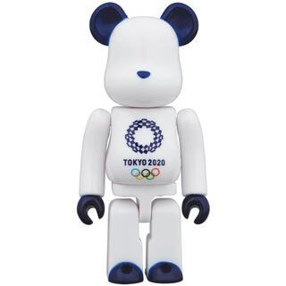 メディコムトイ(MEDICOM TOY)の新品未開封 100% 東京2020 オリンピック be@rbrick (その他)