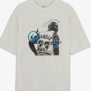 フラグメント(FRAGMENT)のAir Jordan Travis Scott Fragment Tee 2XL(Tシャツ/カットソー(半袖/袖なし))