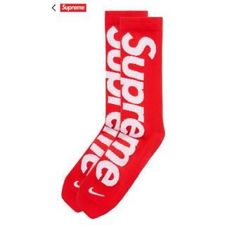 シュプリーム(Supreme)のシュプリーム×ナイキ lightweight socks NIKE(ソックス)