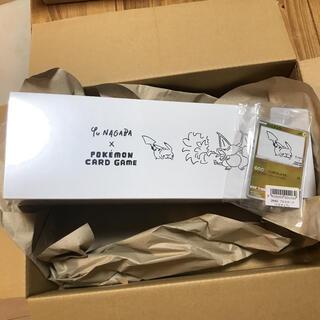 ポケモン(ポケモン)のYu NAGABA × ポケモンカードゲーム スペシャルBOX プロモカード付き(カードサプライ/アクセサリ)