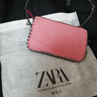 ZARA - ZARA チェーン ショルダーバッグ