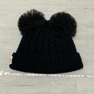 ニットプランナー(KP)のKP DECO  ニット帽 美品(帽子)