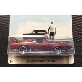 クライスラー(Chrysler)のホットウィール ワイルドスピード '69 ダッジ チャージャー デイトナ(ミニカー)