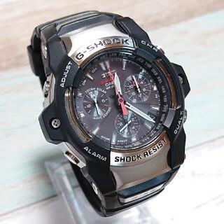 G-SHOCK - 超美品【CASIO/G-SHOCK】GIEZ 電波タフソーラー メンズ腕時計