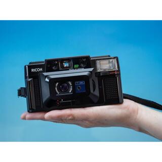 RICOH -  【完動】Ricoh FF3αf リコーコンパクトフィルムカメラ