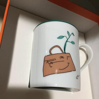 エルメス(Hermes)の【新品・未使用】エルメス ケリーマグ(グラス/カップ)