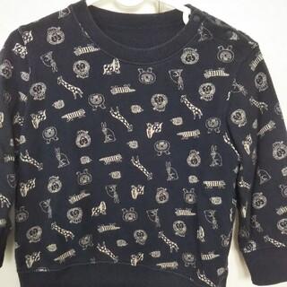 リサラーソン(Lisa Larson)のユニクロ リサラーソン トレーナー サイズ100(Tシャツ/カットソー)