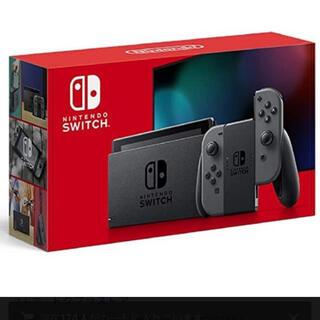 Nintendo Switch - 新品未開封 スイッチ Switch グレー 新型タイプ