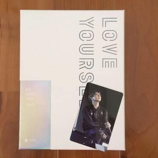 防弾少年団(BTS) - BTS LOVE YOURSELF EUROPE Blu-ray トレカ グク