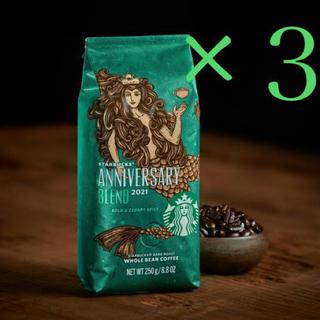 Starbucks Coffee - 【スターバックス】ANNIVERSARY BLEND アニバーサリーブレンド 3