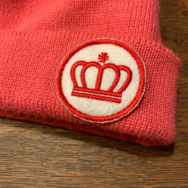 BABYDOLL(ベビードール)のベビードール ニット帽 キッズ/ベビー/マタニティのこども用ファッション小物(帽子)の商品写真