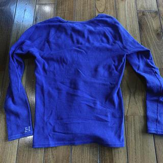 ハリウッドランチマーケット(HOLLYWOOD RANCH MARKET)のハリウッドランチマーケット フライス パープル(Tシャツ(長袖/七分))