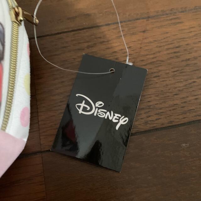 Disney(ディズニー)のミッキー&ミニーポーチ 値下げ レディースのファッション小物(ポーチ)の商品写真