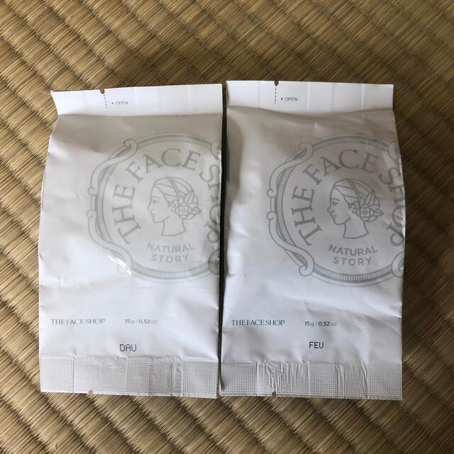 THE FACE SHOP(ザフェイスショップ)のフェイスショップ クッションファンデ リフィル コスメ/美容のベースメイク/化粧品(ファンデーション)の商品写真