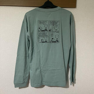 Avail - スヌーピープリントロングTシャツ 長袖