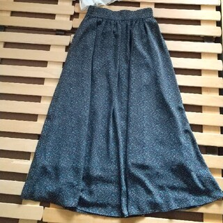 Techichi - 小花柄ロングスカート