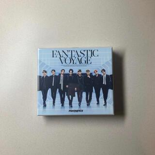 FANTASTIC VOYAGE CD+2Blu-ray