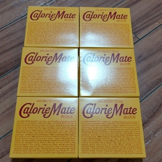 大塚製薬 - カロリーメイト チョコ味6個