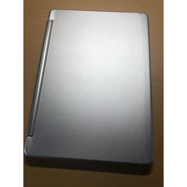 iPad(アイパッド)のiPad Air シルバー 32GB パソコンとして使えるキーパッド付き スマホ/家電/カメラのPC/タブレット(タブレット)の商品写真
