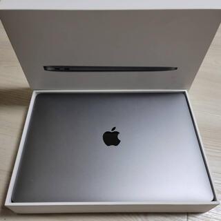 Apple - MacBook Air 256GB スペースグレイ 2020