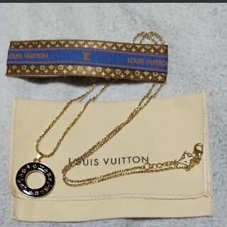 LOUIS VUITTON - Louis Vuitton チャーム ネックレス 保存袋