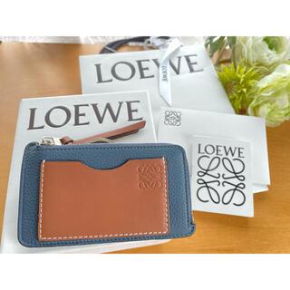 LOEWE - LOEWE ロエベ コイン カードホルダー カードケース