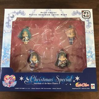 MegaHouse - ぷちきゃら 美少女戦士セーラームーン  クリスマススペシャル 外部太陽系