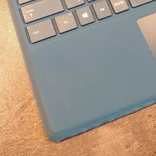 Microsoft(マイクロソフト)のMicrosoft Surface type cover 1725 スマホ/家電/カメラのPC/タブレット(PC周辺機器)の商品写真