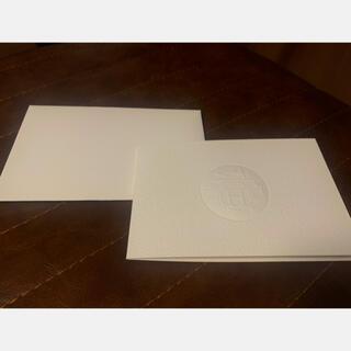Hermes - エルメス メッセージカード