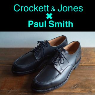 Crockett&Jones - 【新品-限定】クロケット&ジョーンズ 別注 ポールスミス 8 黒