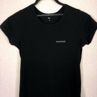 モンベル(mont bell)のモンベル  レディース  Tシャツ Sサイズ(Tシャツ(半袖/袖なし))