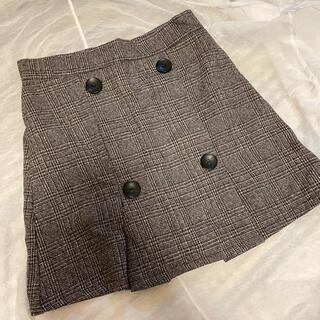 グレイル(GRL)のスカート(ミニスカート)