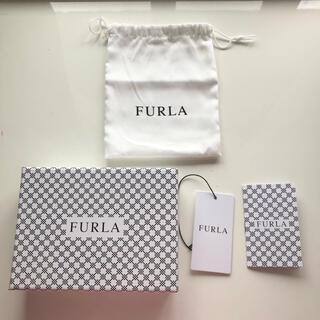 フルラ(Furla)のFURLA ミニ財布 ボックス 巾着(ショップ袋)