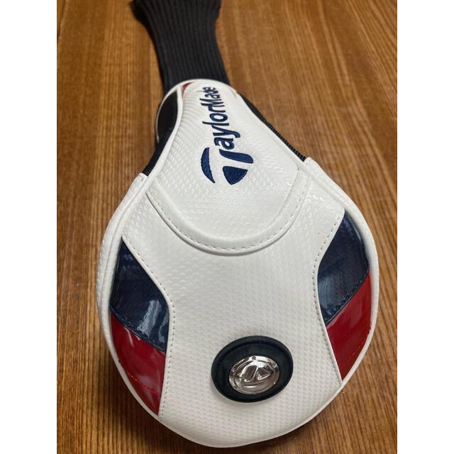 TaylorMade(テーラーメイド)のテーラーメイド(Taylor Made)ドライバー(1W)ヘッドカバー スポーツ/アウトドアのゴルフ(その他)の商品写真