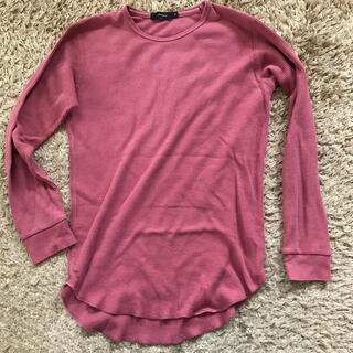 レイジブルー(RAGEBLUE)のレイジブルー ワッフルカットソー(Tシャツ/カットソー(七分/長袖))