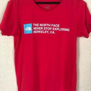 THE NORTH FACE - ザ  ノースフェイス  レディース  Tシャツ Mサイズ