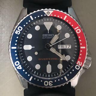 セイコー(SEIKO)のセイコーダイバー ネイビーボーイ(腕時計(アナログ))