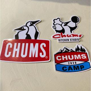 チャムス(CHUMS)のCHUMS Sticker set ⬜︎ #cs104(その他)