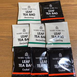 ルピシア(LUPICIA)の高級紅茶 2種×4袋 セイロンティー ダージリンティー ☆賞味期限最新☆(茶)