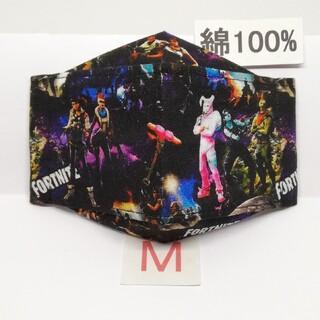 No.100 M ハンドメイド インナーマスク フォートナイト(その他)