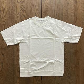 ユニクロ(UNIQLO)のユニクロ オーバーサイズ Tシャツ Mサイズ 新品未使用(Tシャツ/カットソー(半袖/袖なし))