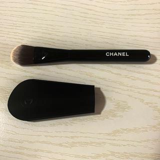 シャネル(CHANEL)のシャネル パンソー フォン ドゥ タン N°100(チーク/フェイスブラシ)