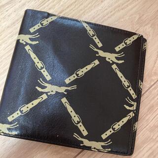 ロンシャン(LONGCHAMP)のロンシャン二つ折り財布(財布)