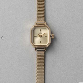 エテ(ete)のete 腕時計  美品✨(腕時計)