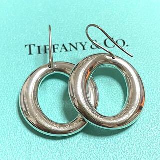 ティファニー(Tiffany & Co.)のティファニー セビアナ ピアス スターリングシルバー 925(ピアス)