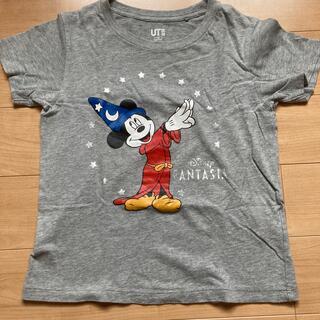 ユニクロ(UNIQLO)のユニクロ ミッキー Tシャツ 110(Tシャツ/カットソー)